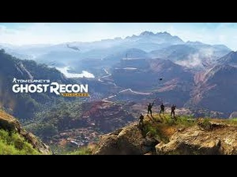 Tom Clancy's Ghost Recon Wildlands|Montuyoc|Game play#1 |