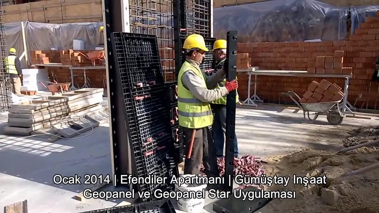 Geopanel - szaluenk ścienny - hmong video