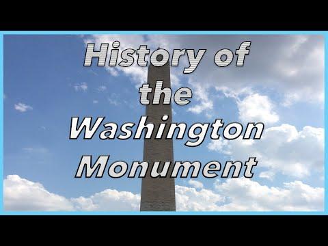 History of the Washington Monument