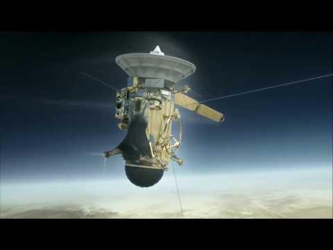 Cassini Grand Finale: Entering Saturn's Atmosphere, 15 September 2017