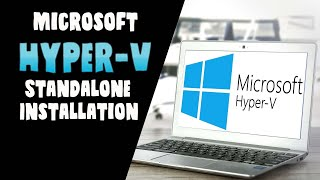 How to Install Hyper-v Server 2016 Step By Step [ Easy Guide ]