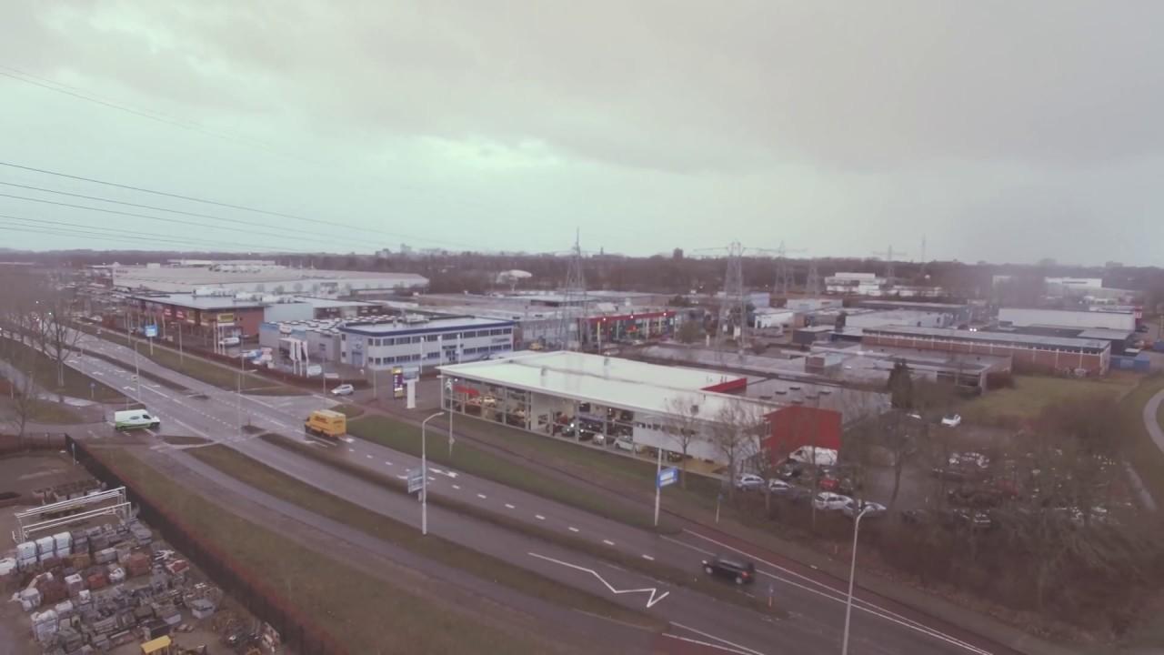 Citroen Garage Zwolle : Emerpark auto citroen dealer zwolle youtube