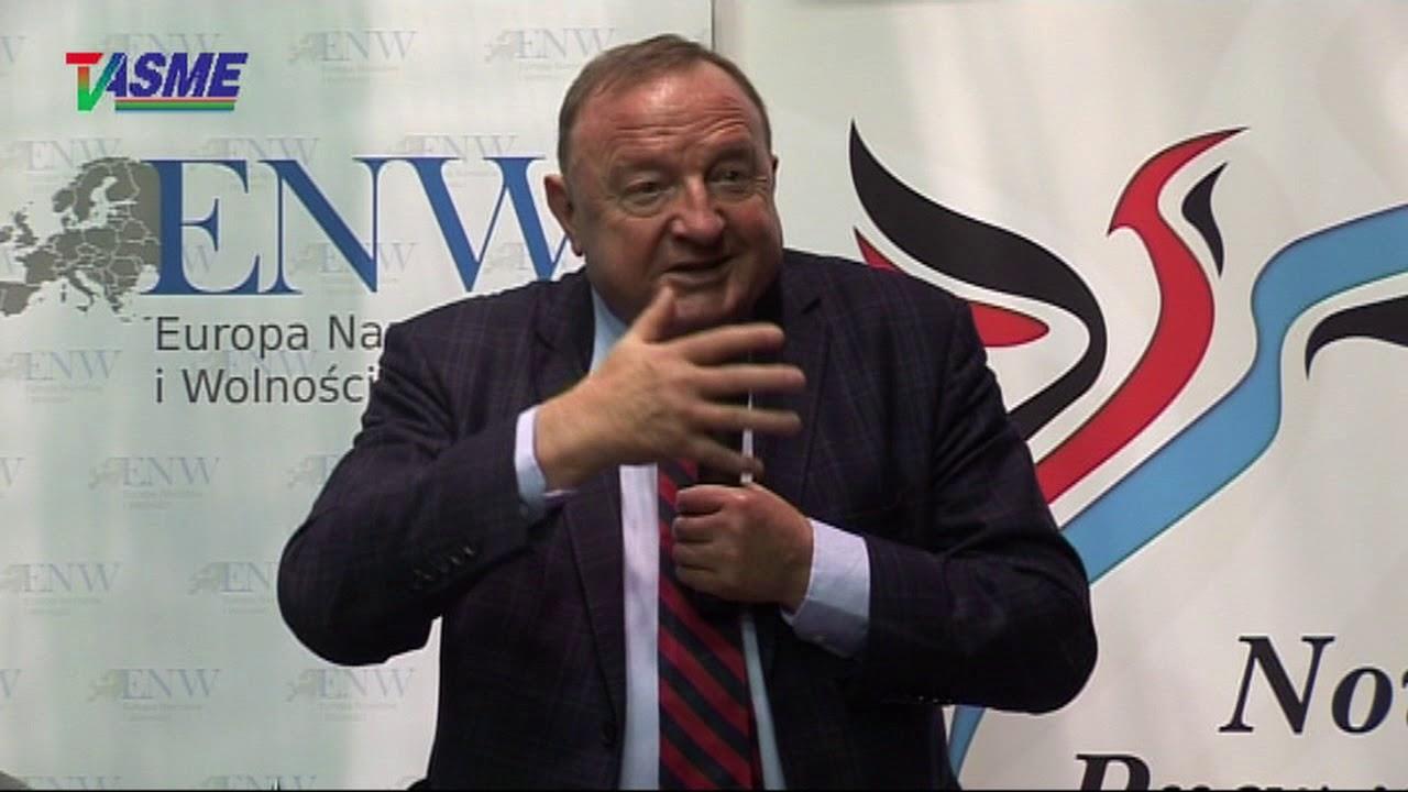 Źródła antypolonizmu – Stanisław Michalkiewicz, I. Lisiak, L. Żebrowski, Kraków 27.10.2017