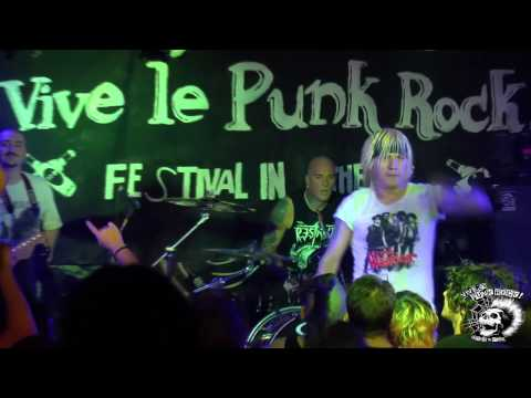 The Casualties Live at Vive Le Punk Rock Warm up show on Nov. 11th 2016 (Full set) (HD)