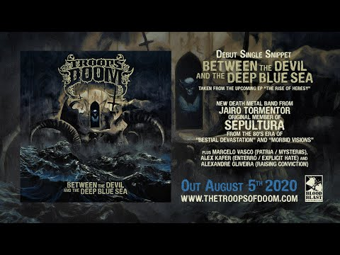 Between the Devil and the Deep Blue Sea (SINGLE Teaser Premiere)