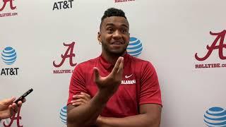 What Tua Tagovailoa said about Jalen Hurts, expectations at Alabama