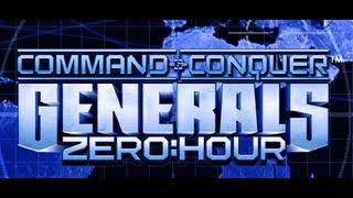 Generals ZH - Infantry vs Toxins - 3 vs 3