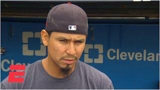 Carlos Carrasco details return from leukemia   MLB