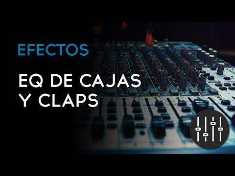 COMO ECUALIZAR CAJAS Y CLAPS