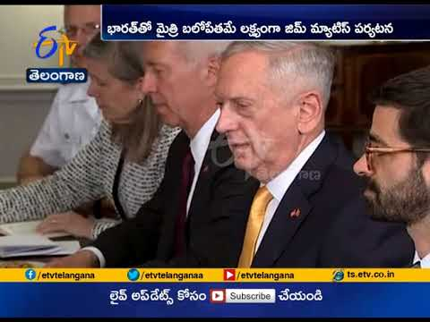 US defence secretary Mattis to visit India | meet PM Modi next week