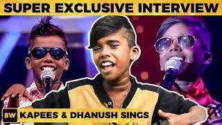Gana Poovaiyar Mersal Singing Perfomance   Super Singer Juniors   Vijay TV   SS 50