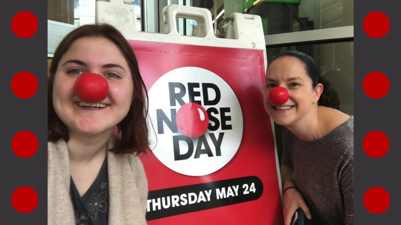 Berry Insurance Celebrates Red Nose Day 2018 with the Town of Franklin, MA