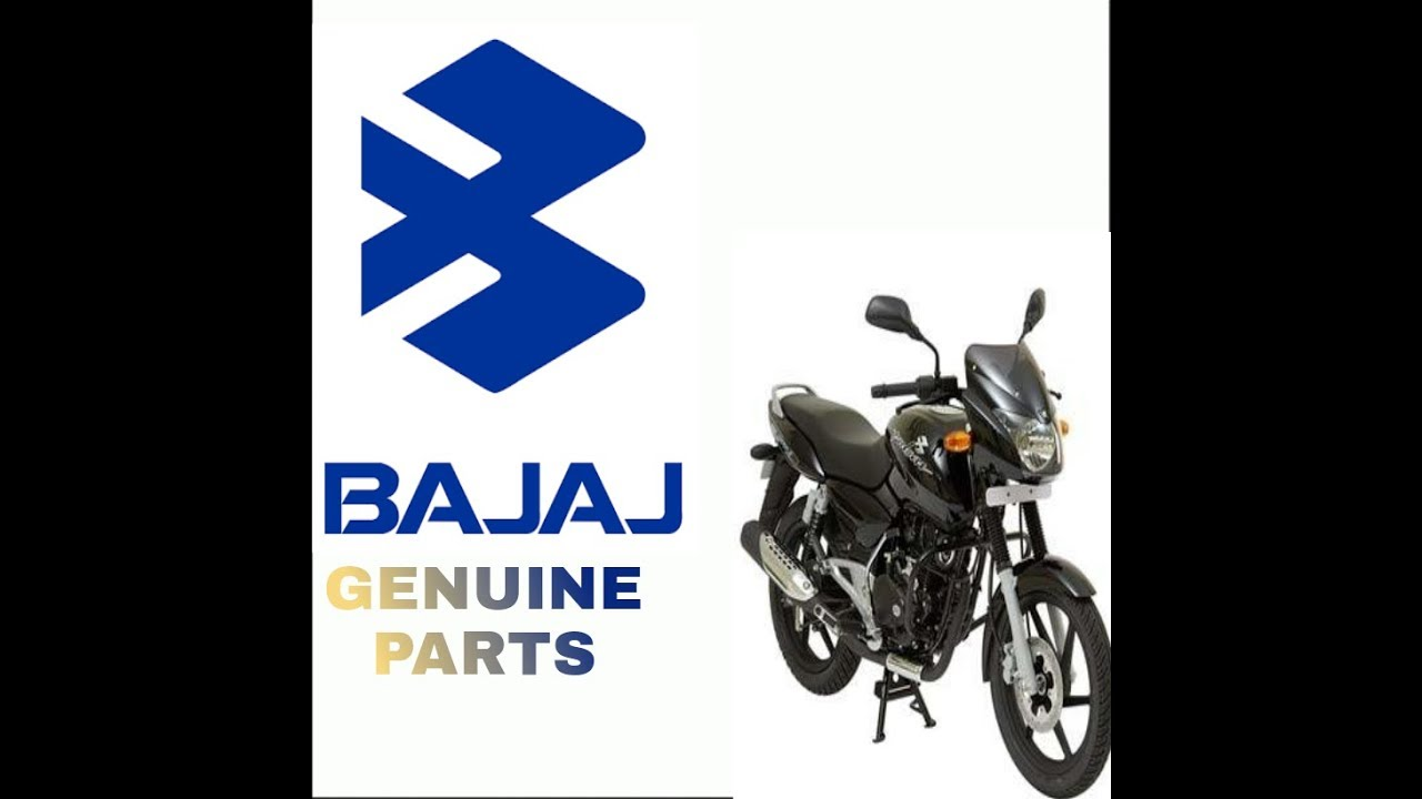 Bajaj Genuine spares parts apps - YouTube
