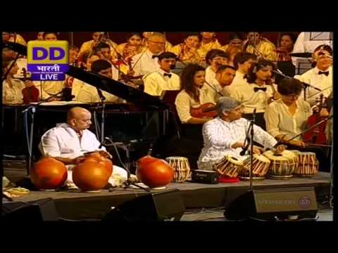 Global Sai Symphony - Jawaharlal Nehru Stadium, Delhi - 28 Nov 2015