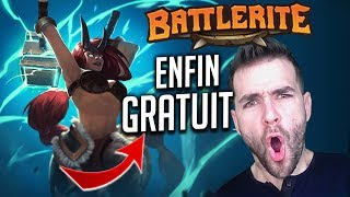 🔥 BATTLERITE ENFIN GRATUIT ICI (JEU DE OUF)!! On Découvre la MAJ ! Gameplay FR
