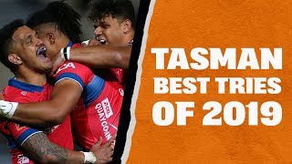 Tasman Mako Best Tries 2019