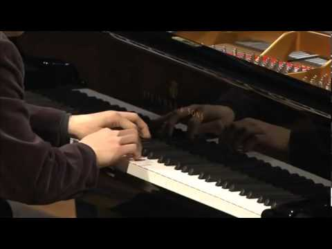 Chopin Competition 2010 - Ingolf Wunder - Ballade no4 in f minor