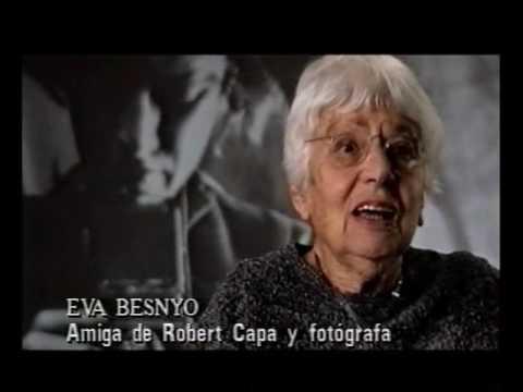 Robert Capa. En el amor y la Guerra.
