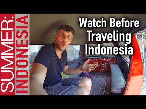 My Indonesia Travel Tips After 1 Month of Backpacking Indonesia // Summer: Indonesia 6