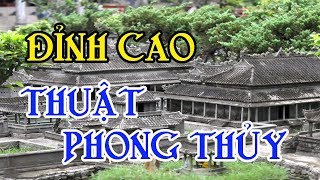 Hé Lộ Bí Mật Phong Thủy Của Triều Đình Nguyễn Khi Xây Dựng Kinh Thành Huế