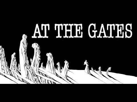 AT THE GATES Live Uppsala 08 10 1991
