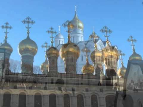 My Visit to The Moscow Kremlin, Moscow, Russia