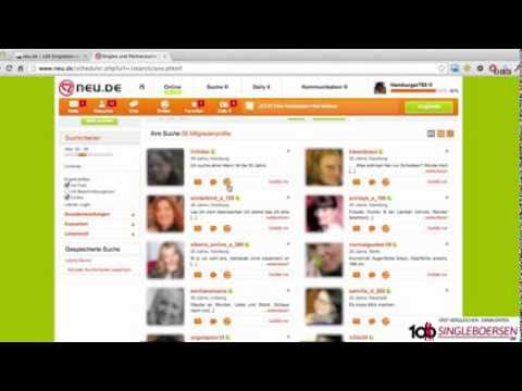 Partnervermittlungen online test