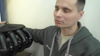 видео Тюнинг Лада Калина Спорт – двигатель, выхлопная система, подвеска + Видео