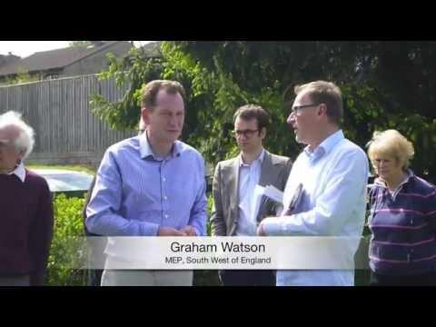 Graham Watson European Elections 2014