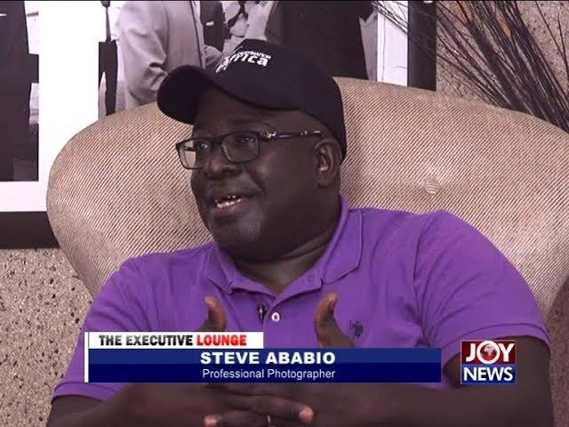 Steve Ababio - The Executive Lounge on JoyNews (5-4-18)