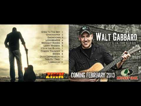 Walt Gabbard - Chasin Thunder