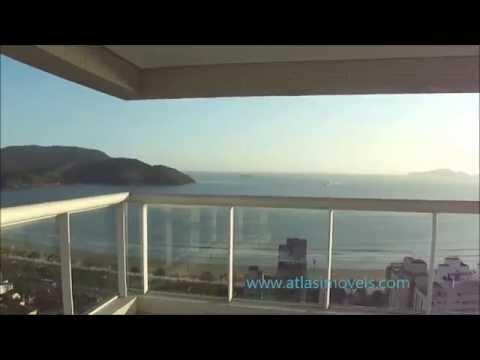 Procuro Apartamento Vista para o Mar em Santos - Este Está à venda