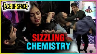 Varun Sood and Divya Agarwal SIZZLING Chemistry | MTV Ace Of Space