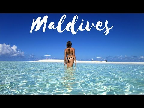 Backpackers in The Maldives | Female Travel Vlog