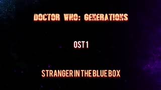 Roblox Doctor Who: Frontier - UST 1 - Stranger in the blue box (The Doctor's theme)