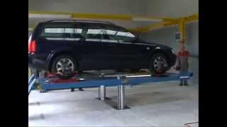 Jak pracuje się z podnośnikiem podpodłogowym w warsztacie samochodowym? ELWICO Warszawa