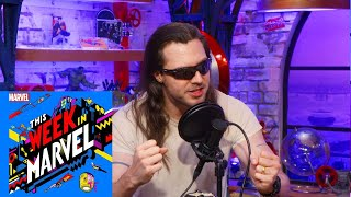 Andrew W.K. Could Party With Any Marvel Character – This Week In Marvel Podcast