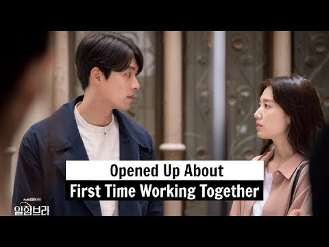 """Hyun Bin and Park Shin Hye Share About Working Together On """"Memories of the Alhambra"""""""
