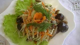 Как Приготовить-Салат из Редьки Рецепт