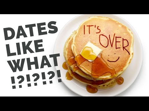DON'T SCREW IT UP!! Why Dating Is Like Pancakes!? How To Get A Date | Harvey Hooke Get Him Hooked