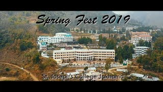 ST.JOSEPH'S COLLEGE JAKHAMA, NAGALAND : Spring Fest 2019 - 'A glimpse of Day 1'