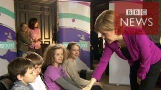 【BBC】 「どうして政治家は答えをごまかす?」子供がスタージョン党首に