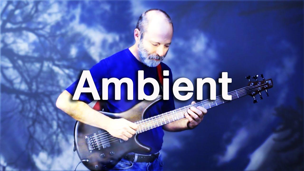 ambient guitar meditation dark clouds ibanez src6 ehx pitch