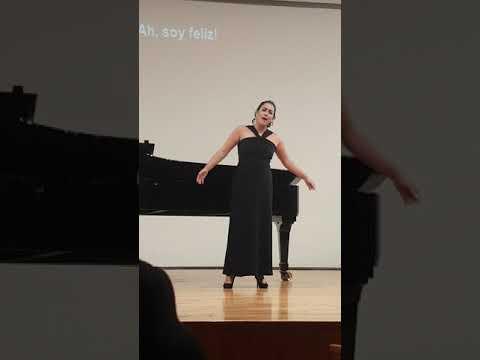Concierto Final María Caballero Depuis Le Jour  EOBA 2017