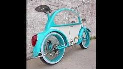 VW Beetle Bike Video