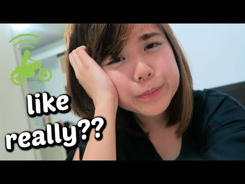 GOJEK RANT (Indonesia's Motorcycle Taxi) & Dating Again?
