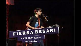 Fiersa Besari JUARA KEDUA Live in Semarang MP3