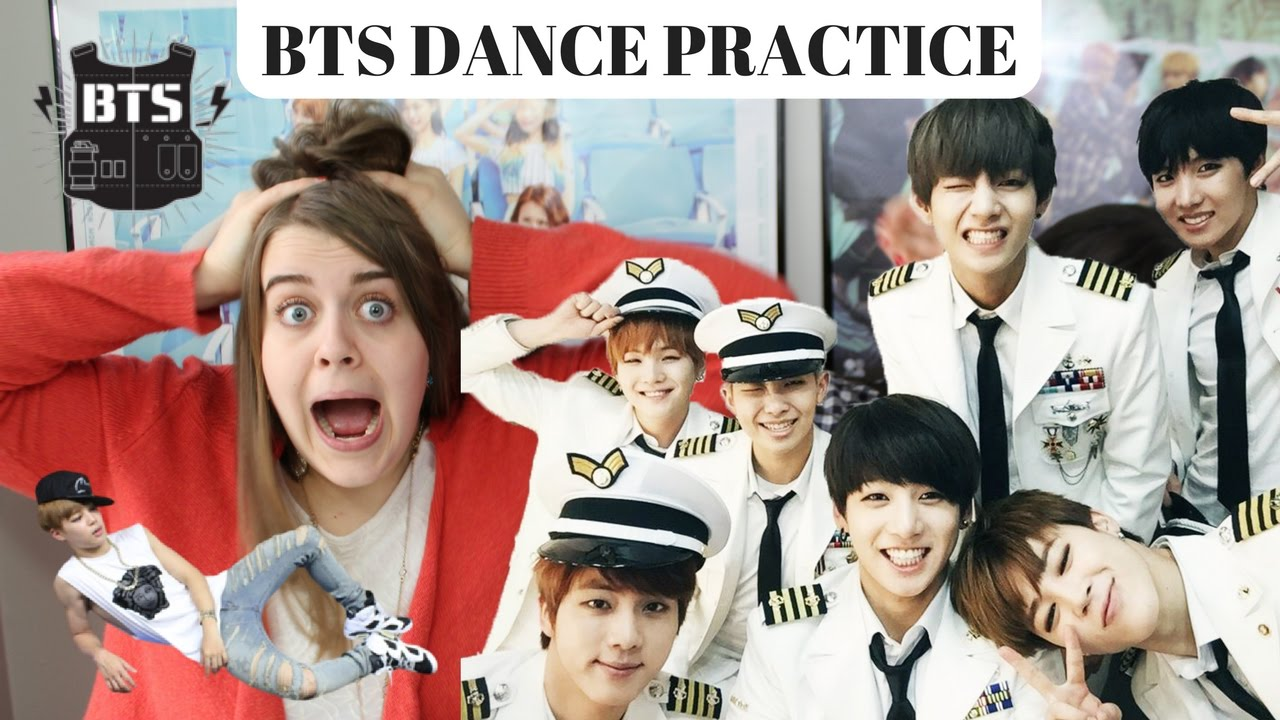 BTS BLOOD SWEAT AND TEARS DANCE PRACTICE REACTION - YouTube