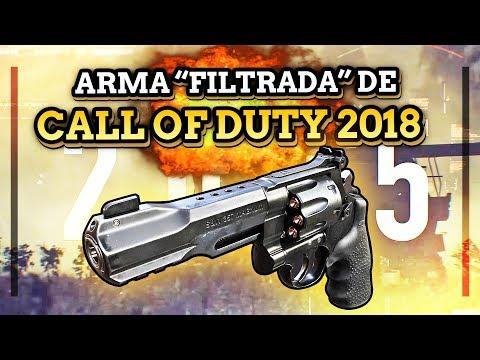 """ARMA """"FILTRADA"""" de Call of Duty 2018 por Treyarch"""