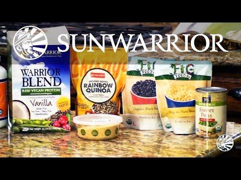 Top Protein Sources | Marzia Prince | Sunwarrior